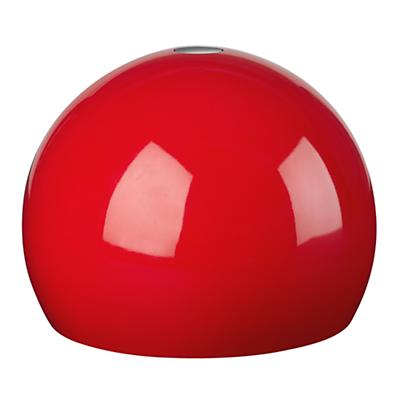 Pop of Color Pendant Shade (Red)