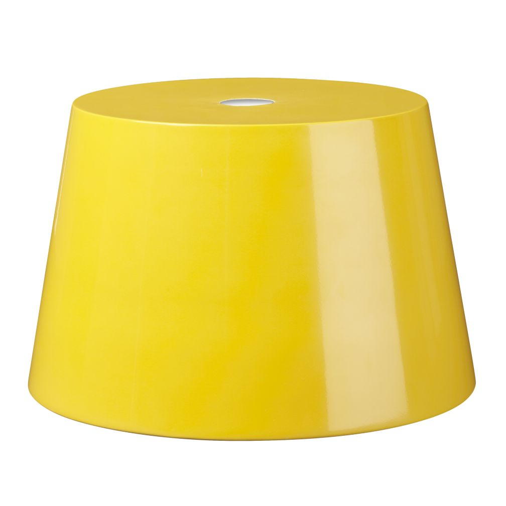 Pop of Color Pendant Shade (Yellow Rectangle)