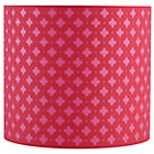Pink Glow Lightly Table Shade