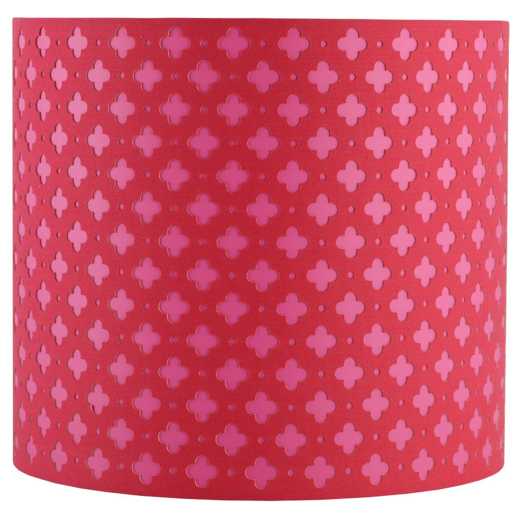 Glow lightly Table Shade (Pink)