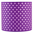 Purple Glow Lightly Table Shade