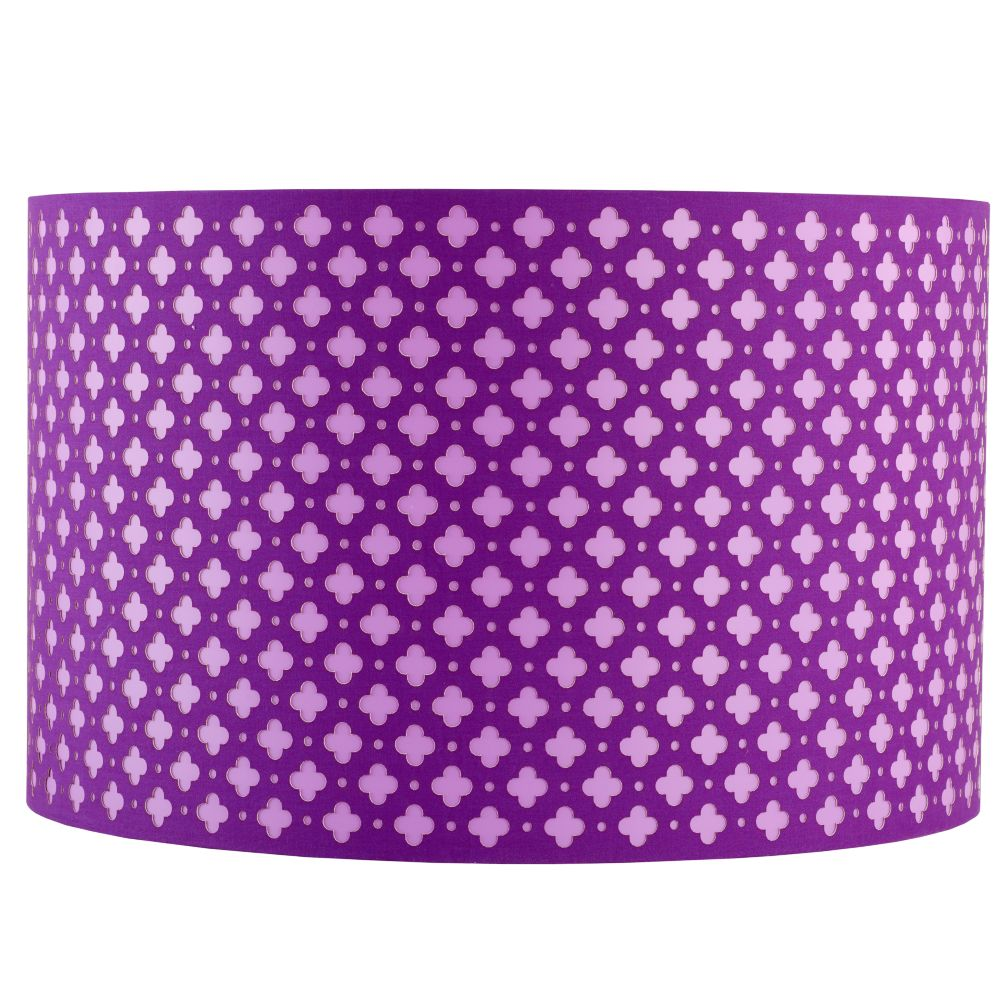Glow Lightly Floor Shade (Purple)