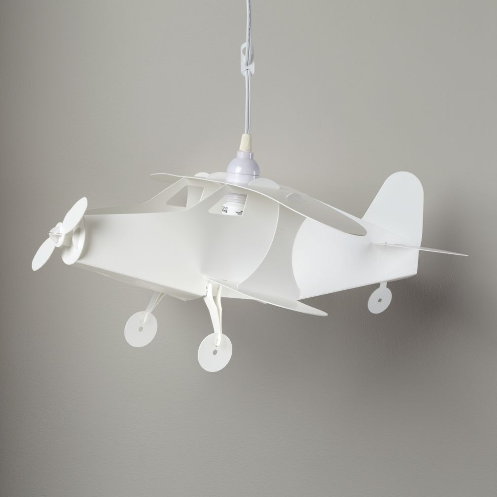Air Show Lamp Shade