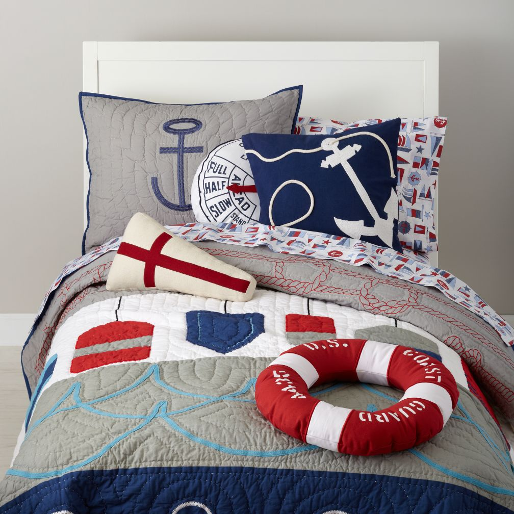 Oh Buoy Quilt