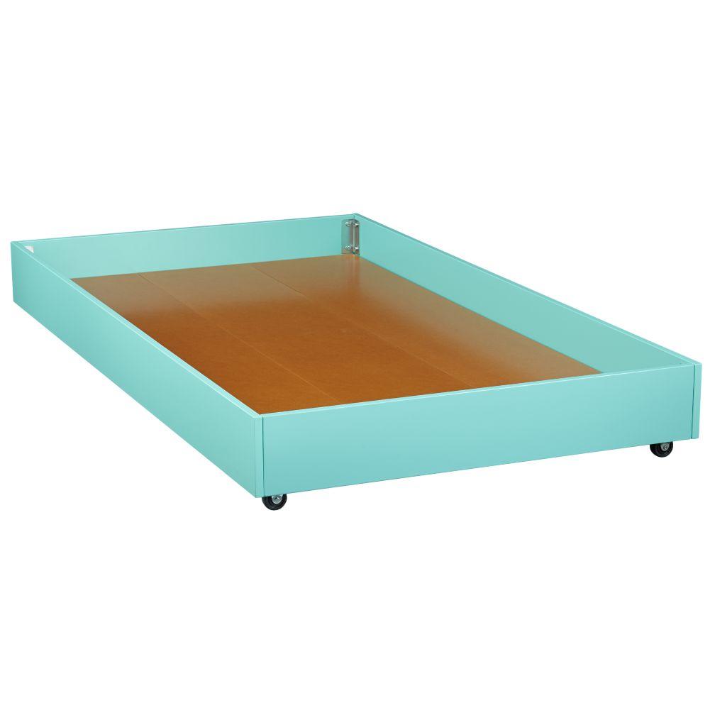 Jenny Lind Trundle Bed (Azure)