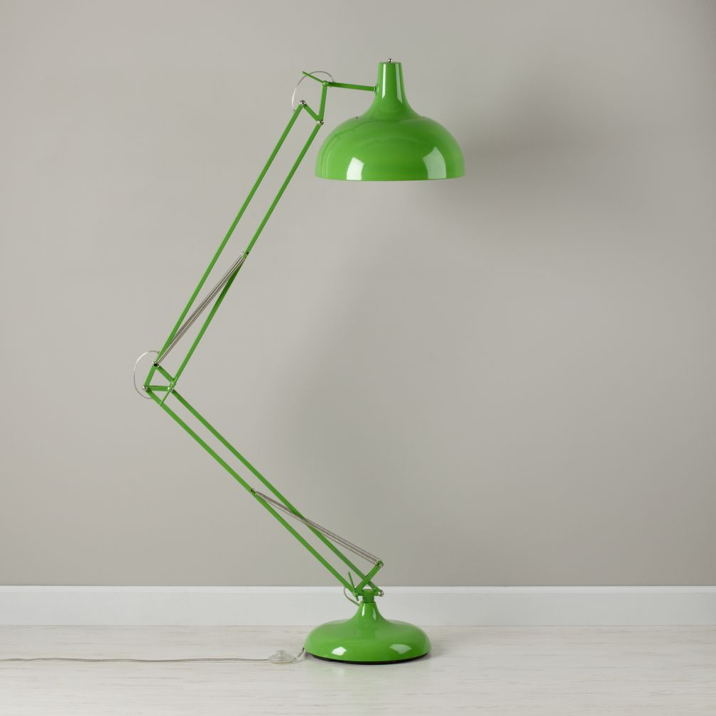 Wow, That&#39;s a Big Lamp (Green)