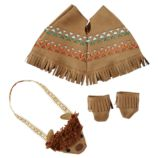 Wee Wonderfuls Doll Clothing (Western Wear)