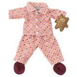 Wee Wonderfuls Doll Clothing (Pink Slumber Party)