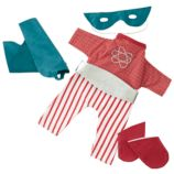 Wee Wonderfuls Doll Clothing (Supersuit)
