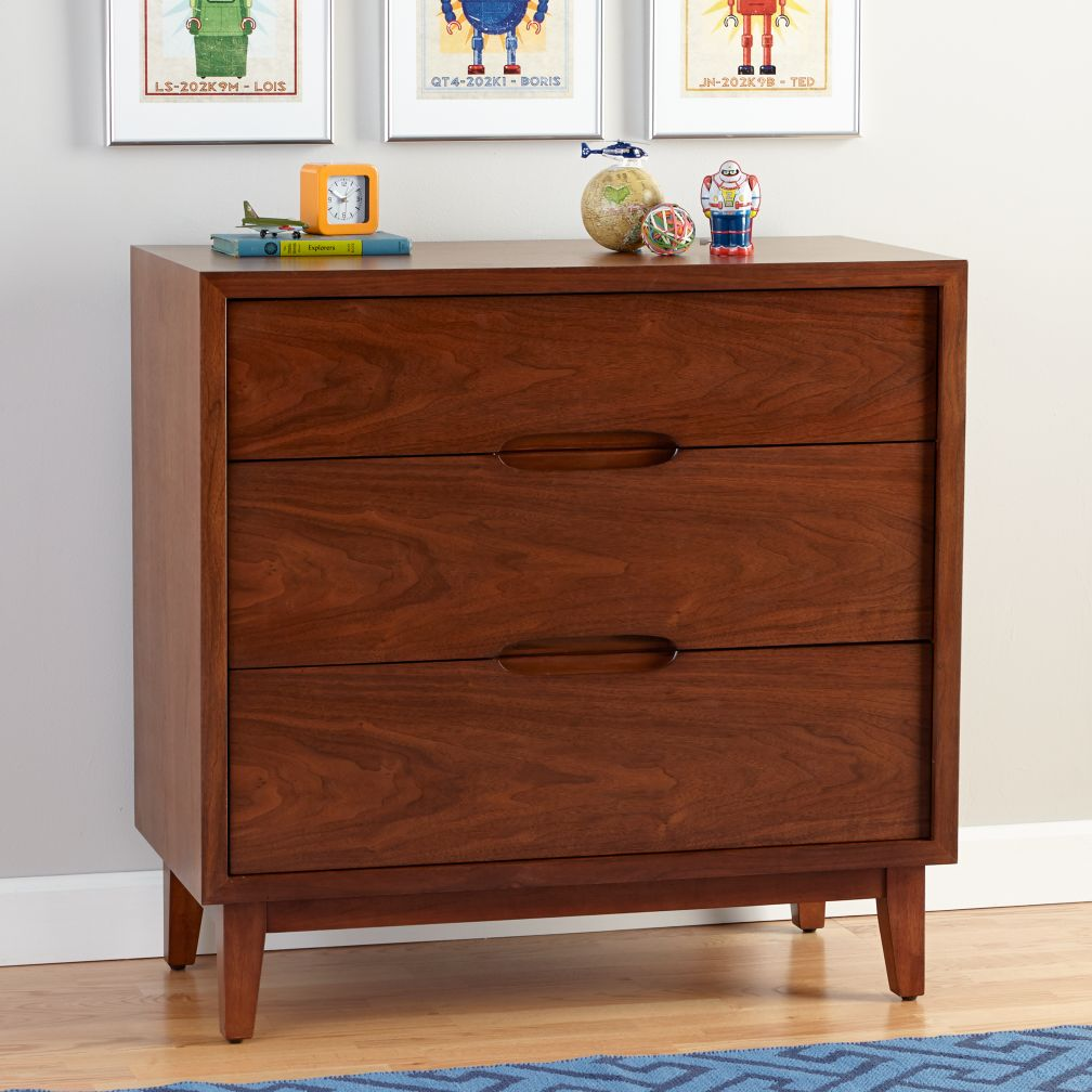 Ellipse 3-Drawer Dresser