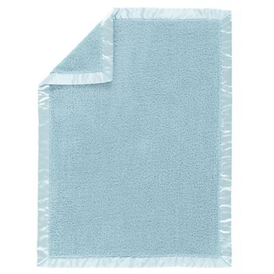 Cuddle Me Softly Baby Blanket (Lt. Blue)