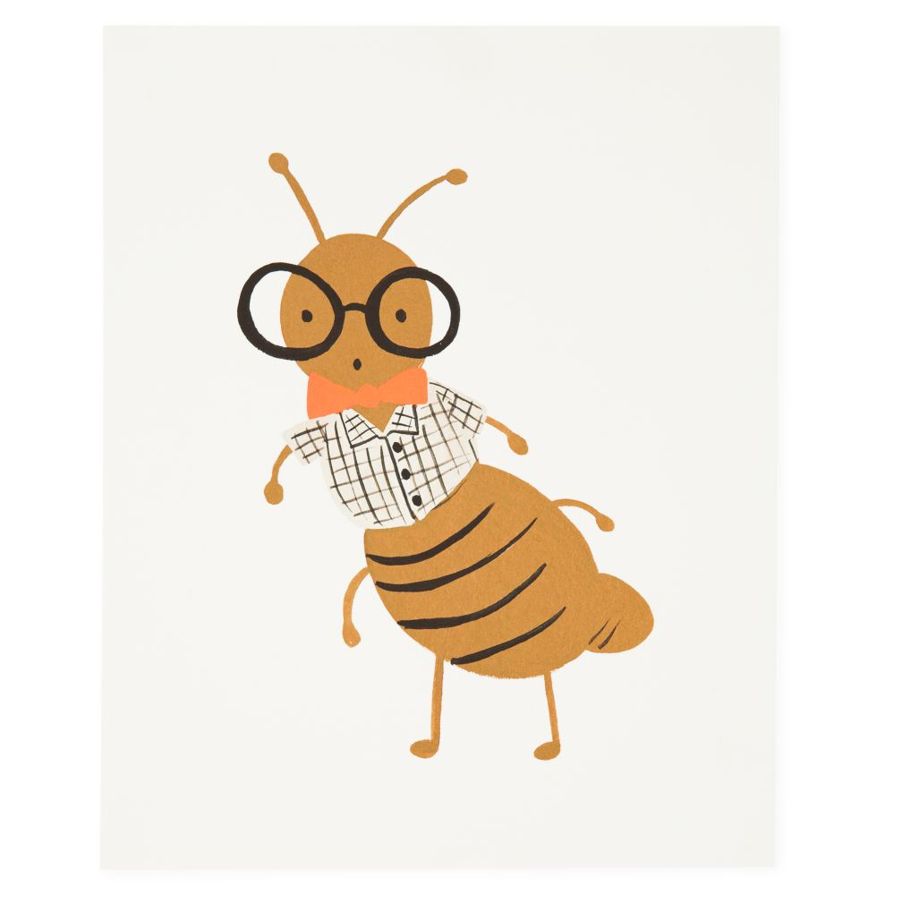 Bug Prints (Ant)