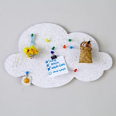 Cloud Corkboard