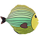Green Fish Pillow