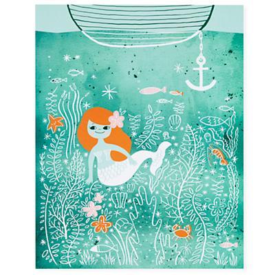 Mermaid Lagoon Wall Art