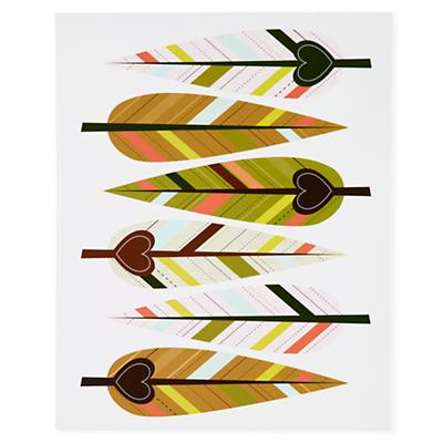 Birds of a Feather Wall Art
