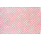 4 x 6' Lt. Pink Diamonds Rug