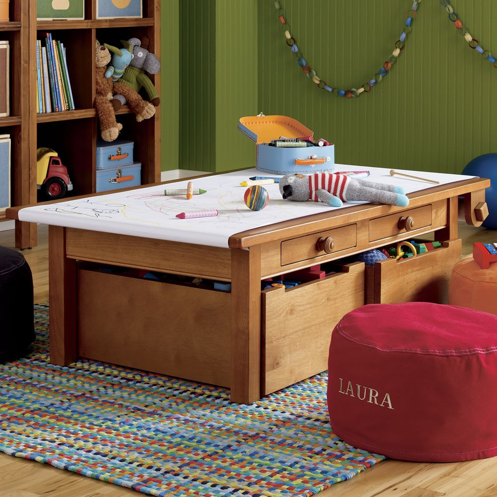 Activity Table Complete Set (Lt. Honey)
