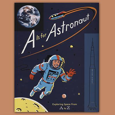 AisforAstronaut