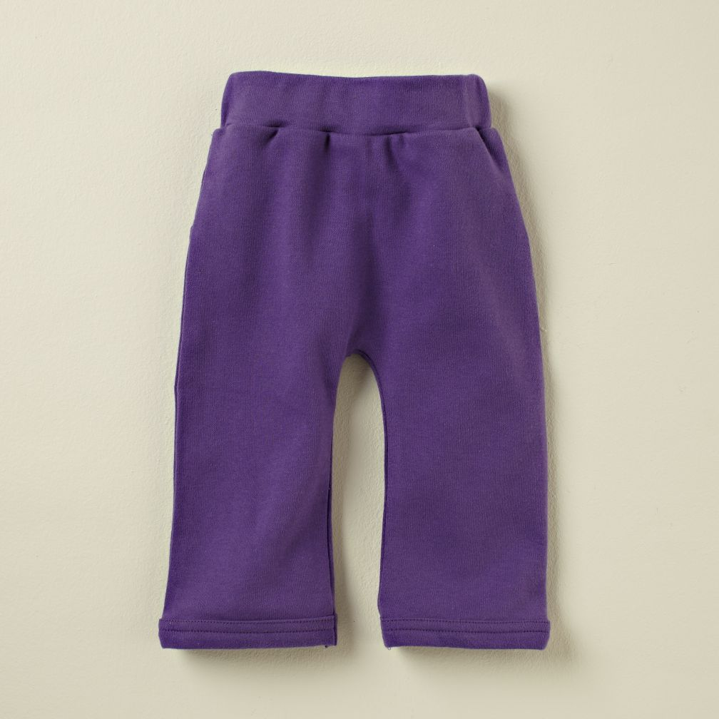 0-3 mos. Purple Pants