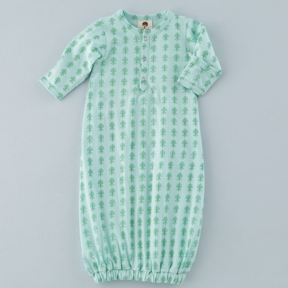 Lt. Green Fleur Sacked Out Sleep Sack