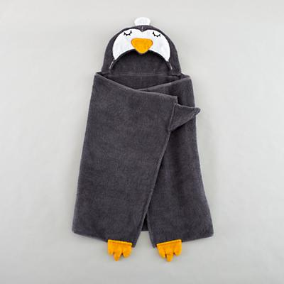 Apparel_Towel_Hooded_Penguin_V1