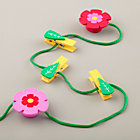 Pink Flower Fine Art Clips