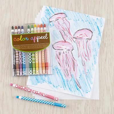 Color Apeel Crayons (Set of 12)