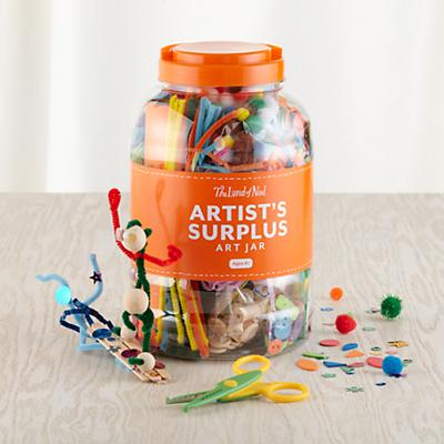 Artist's Surplus Art Jar