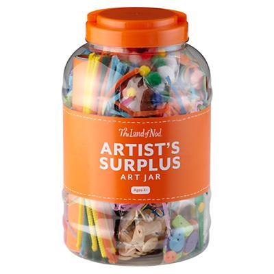 Artist's Surplus Jar