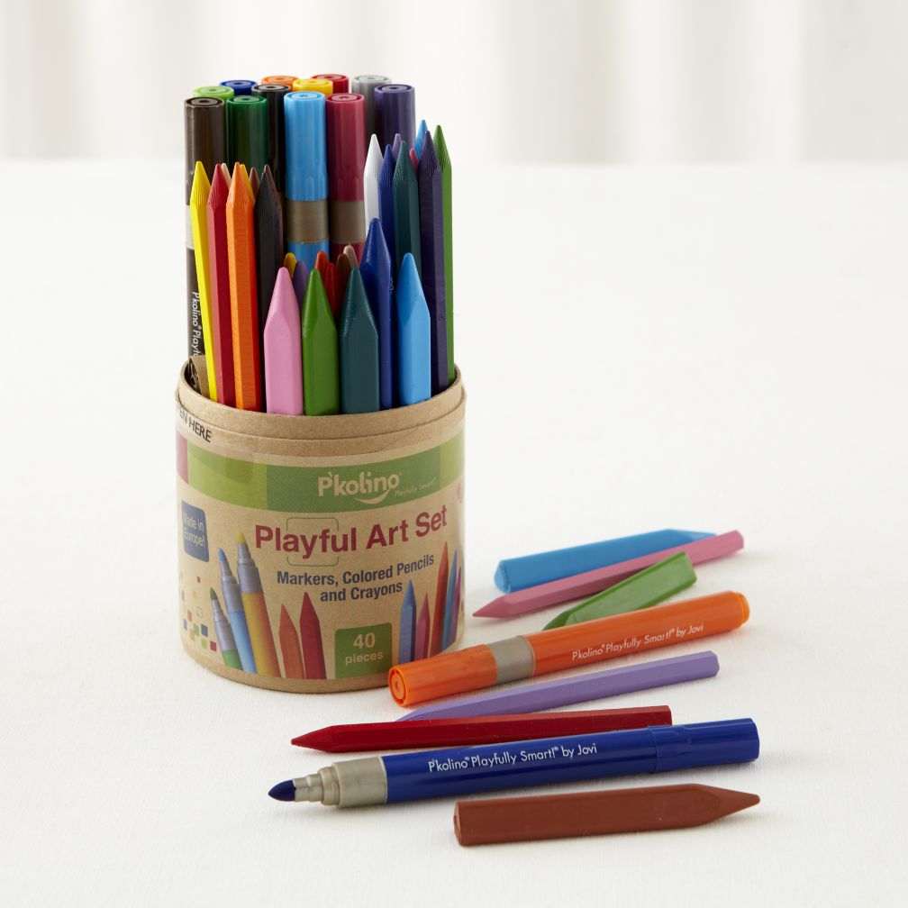 Color It In Art Set