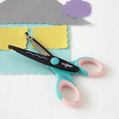 Fancy Scissors (Morning Glory)