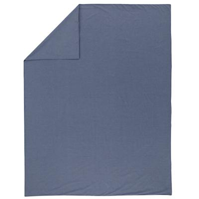 Blue Chambray Duvet Cover (Twin)