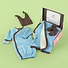 Blue Babysoy Gift Set