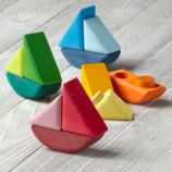 Build Me Up Boats Puzzle Blocks
