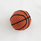 Orange Basketball All-Star Rattle