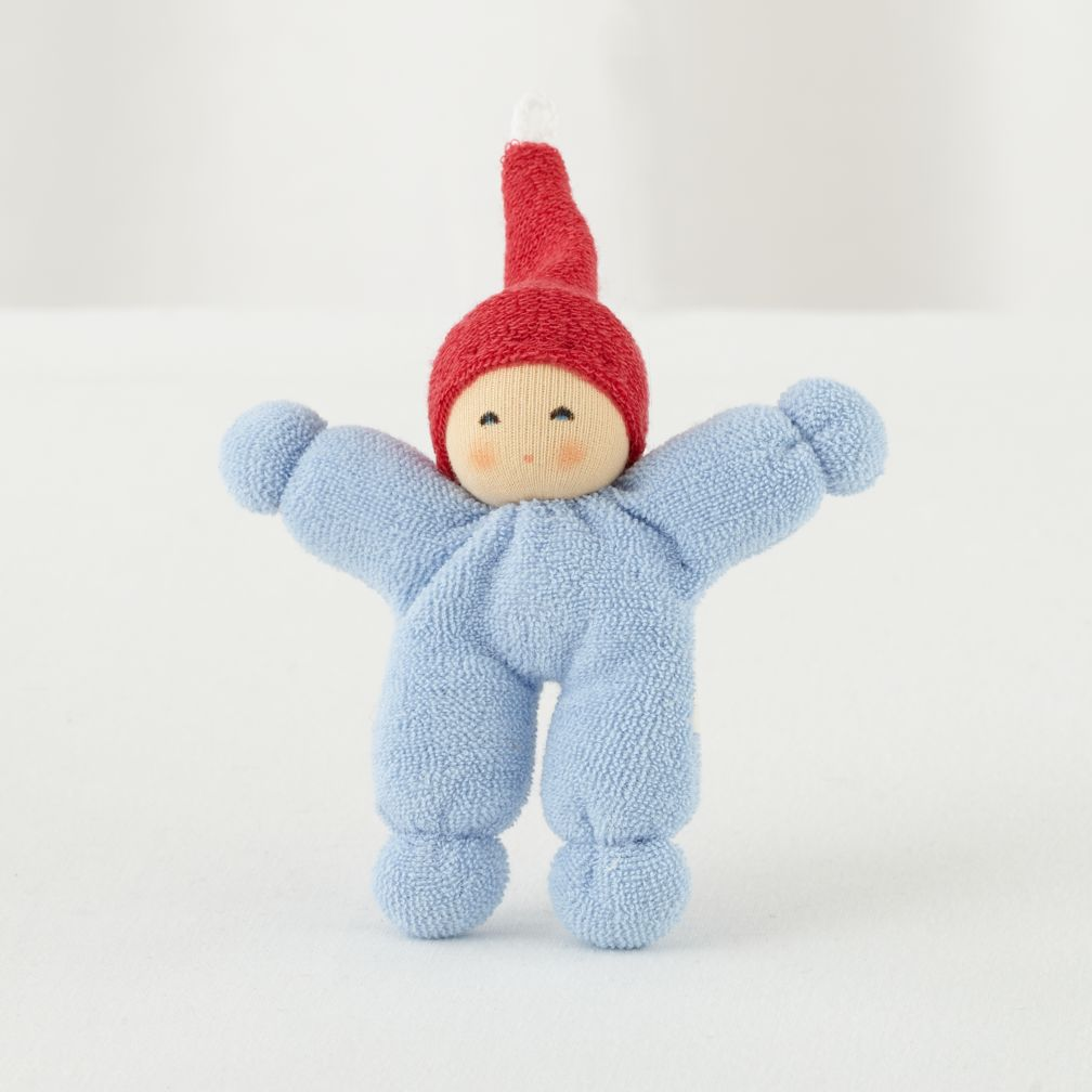 Gnewborn Gnome Rattle (Blue)