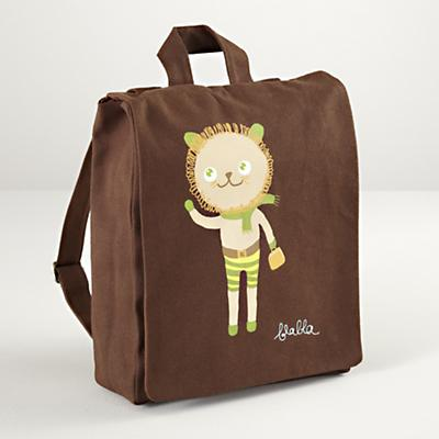 Blabla® Lion Canvas Backpack