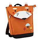 Orange Fox Backpack