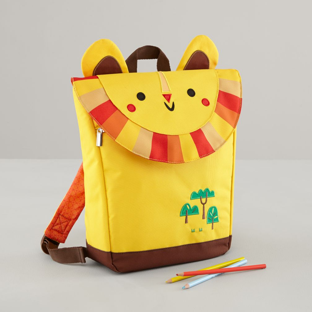 Teacher's Pet Backpack (Lion)