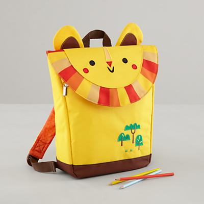 Teacher's Pet Backpack (Lion)