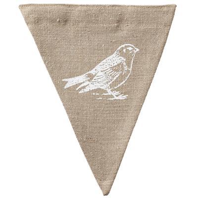 Bird Achievement Banner Flag