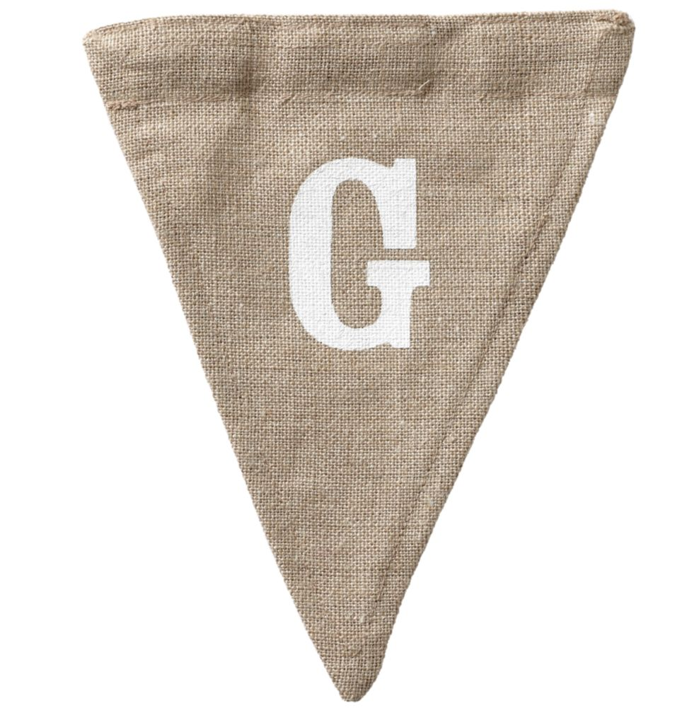 G Achievement Banner Flag