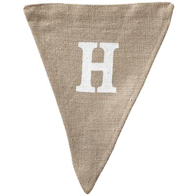 H Achievement Banner Flag