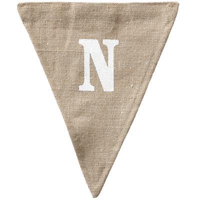 N Achievement Banner Flag