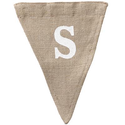 S Achievement Banner Flag