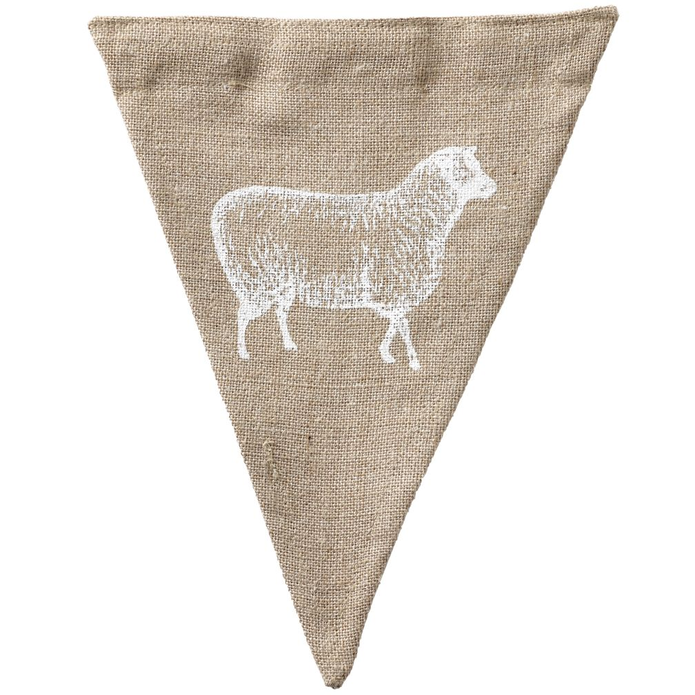 Sheep Achievement Banner Flag