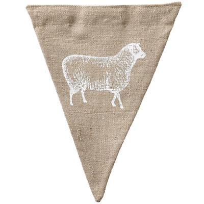 Sheep Achievement Banner Flag