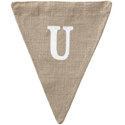 U Achievement Banner Flag