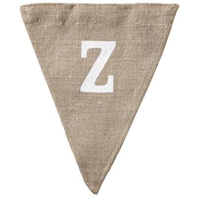 Z Achievement Banner Flag